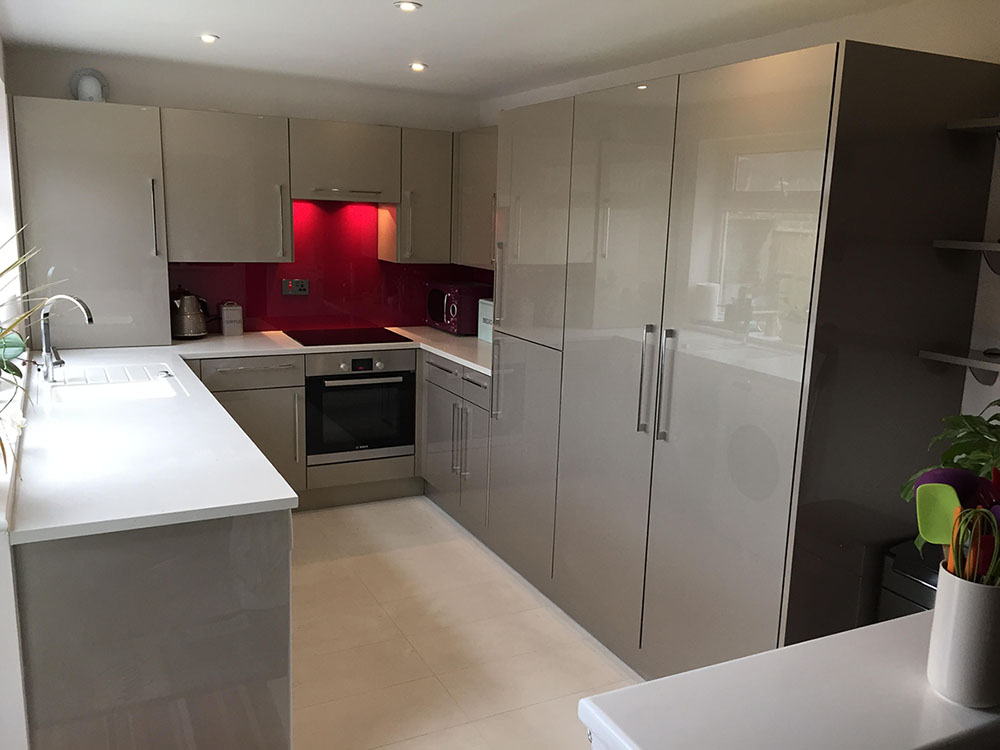 Bespoke renovated kitchen in Surrey