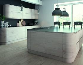 Malton Hemlock Nordic Kitchen