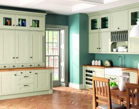 Oakgrain Mussel Warwick Kitchen